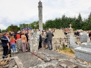 Gedenken an 75 Jahre Massker Tulle und Oradour